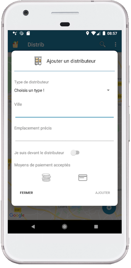 App screenshot img